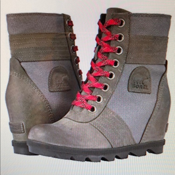c398b11f8f75 Sorel Lexie Wedge Boot